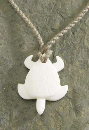 Twisted Cord Bone Turtle Welcome To The Islands