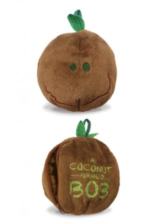 A Coconut Named Bob Plush