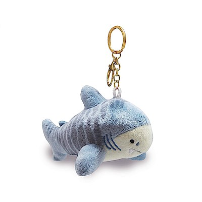 Plush Key Chain, Shark