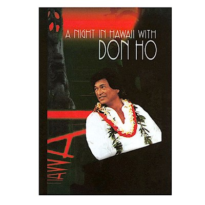 A Night In Hawaii DVD, Don Ho