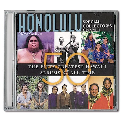 Fifty Greatest Hawaii Music Albums Ever, Various Artists