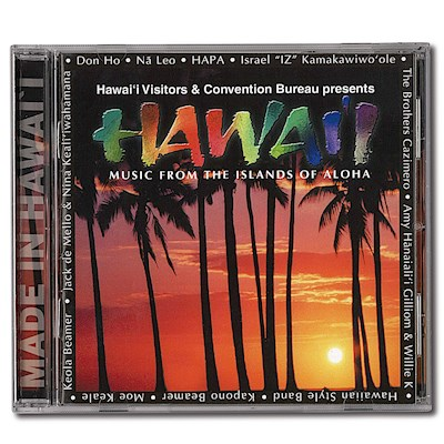 Hawaii, Music from the Islands, Various Artists