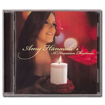 CD - Hānaiali'i, Amy / A Hawaiian Christmas