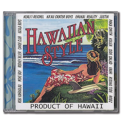 Hawaiian Style, Various Artists