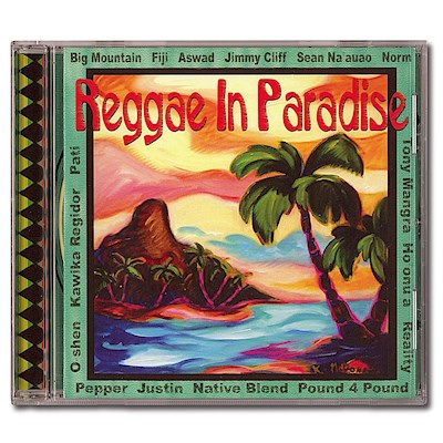 Reggae In Paradise, Various Artists