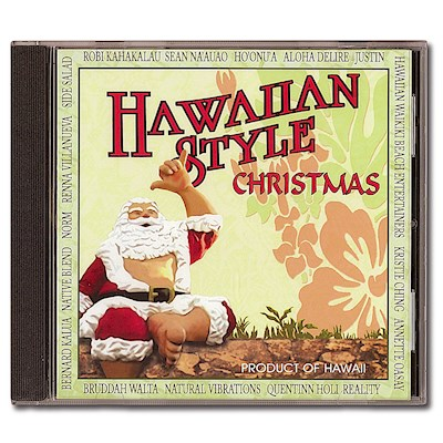 Hawaiian Style Christmas, Various Artists