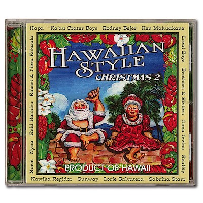 Hawaiian Style Christmas 2, Various Artists