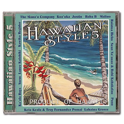 Hawaiian Style 5, Various Artists