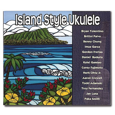 Island Style Ukulele, Various Artists