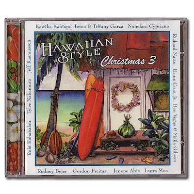 Hawaiian Style Christmas 3, Various Artists