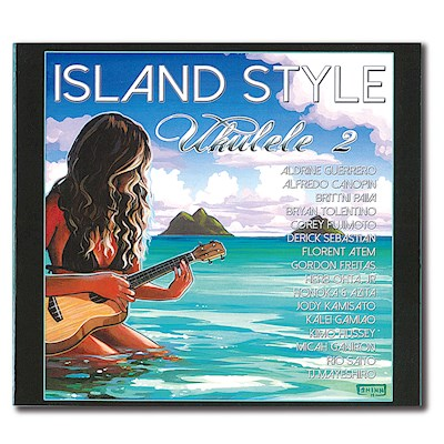 Island Style Ukulele 2, Various Artists