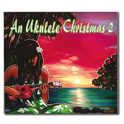 CD - Various Artists / An Ukulele Christmas 2