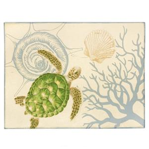 Honu Voyage Drying Mat