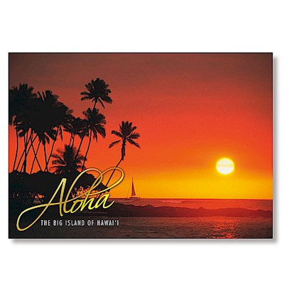 Kohala Coast 4 X 6 Big Island Postcards