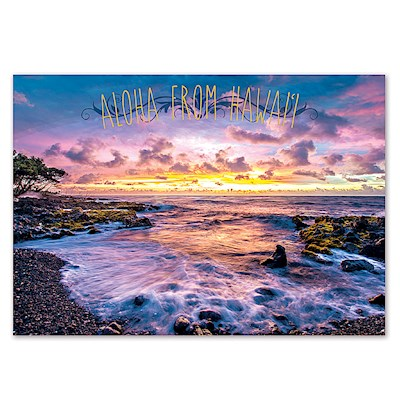 Issac Hale Beach Park 4 X 6 Big Island Postcards