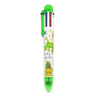 Rainbow Writer Pen, Aloha Gecko
