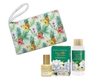 Royal Hawaiian Clutch Sampler - Gardenia