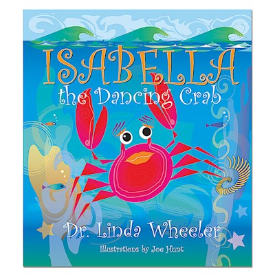Isabella, The Dancing Crab