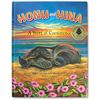 Honu and Hina: A Story of Coexistence