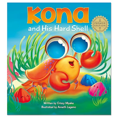 Kona and His Hard Shell -