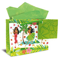 Gift Bag - Island Hula Honeys - Mini
