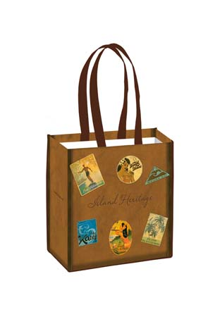 Island Tote Bag - Vacation