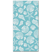 Beach Towel Seashells