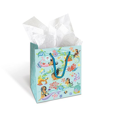 Gift Bag - Island Hula Mermaid - Small