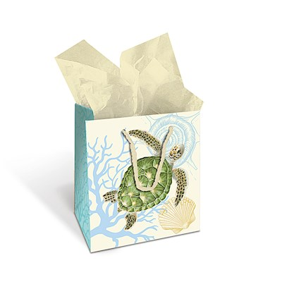 Gift Bag - Honu Voyage - Small