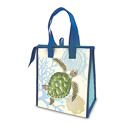 Insulated Lunch Bag Honu Voyage