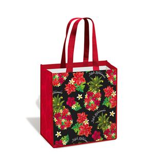 Island Tote, Pineapple Floral