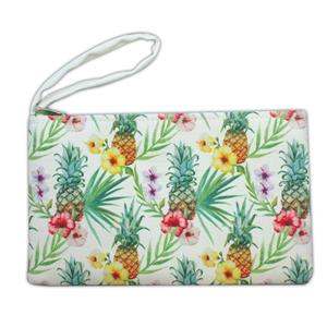 Tropical Clutch, Pineapple Hibiscus