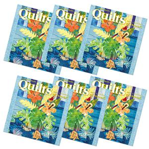 Contemporary Quilts of Hawaii 2021 Deluxe Calendars - Deals by the Case