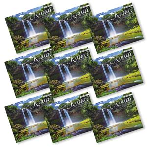 'Kauai, The Garden Isle' 2021 Trade Calendars - Deals by The Case
