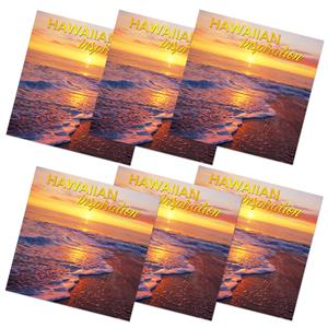 Hawaiian Inspiration 2021 Deluxe Calendars - Deals by The Case