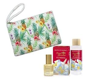 Royal Hawaiian Clutch Sampler - Plumeria