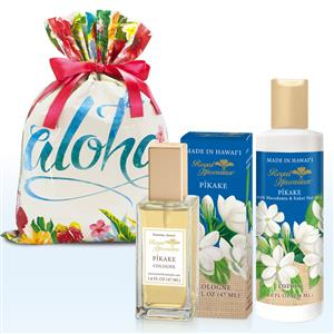 RH Pikake Lotion & Cologne Gift Set
