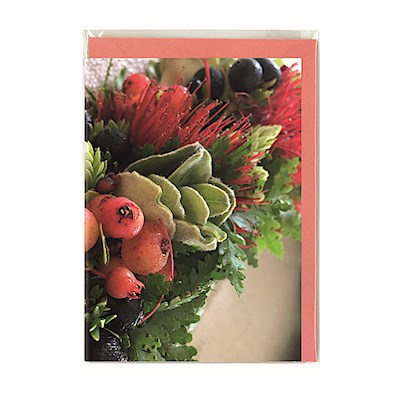 Hawaii Island Greeting Card, Lei of the Hawaiian Islands
