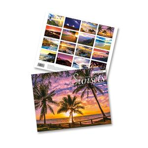 Sunsets of Hawai'i 2021 Trade Calendar