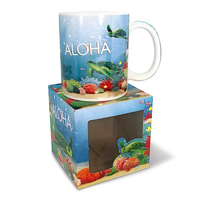 Under the Sea 10 oz. Boxed Mug