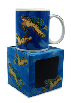 10 oz. Island Treasures Tropical Turtles