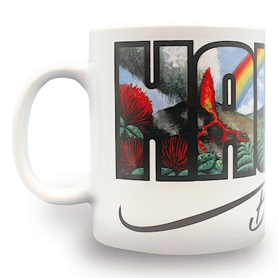 14 oz. Mug, Eddy Y - Hawaii Big Island