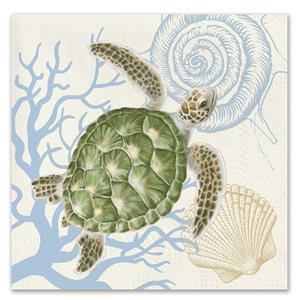 Honu Voyage Cocktail Napkins