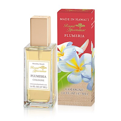 Plumeria Royal Hawaiian 1.6 FL OZ Cologne