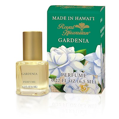 Gardenia Royal Hawaiian 0.22 FL OZ Perfume