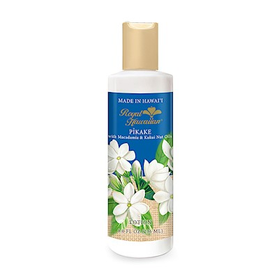 Pikake 8oz. Royal Hawaiian Body Lotion
