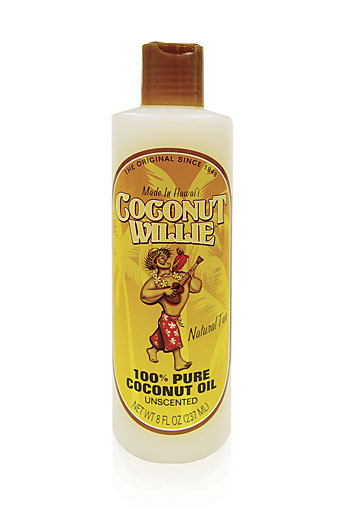Coconut Willie 100% Pure Coconut Oil - Unscented