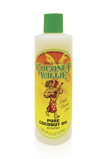 Coconut Willie 100% Pure Coconut Oil Scented
