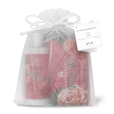 SPA SAMPLER - ISLAND ROSE