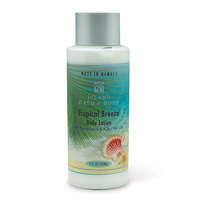 2 oz Island Bath & Body Lotion Tropical Breeze - Classic